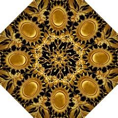 Golden Sun Straight Umbrellas
