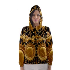 Golden Sun Hooded Wind Breaker (women)