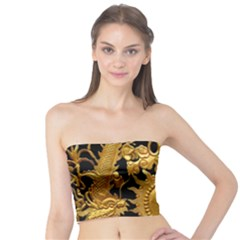 Golden Sun Tube Top