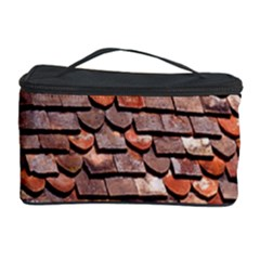 Roof Tiles On A Country House Cosmetic Storage Case