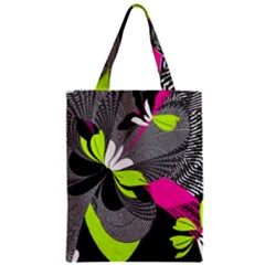 Nameless Fantasy Zipper Classic Tote Bag