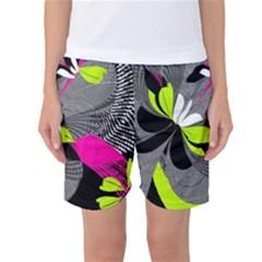 Nameless Fantasy Women s Basketball Shorts