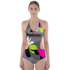 Nameless Fantasy Cut-Out One Piece Swimsuit