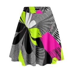 Nameless Fantasy High Waist Skirt