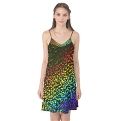 Construction Paper Iridescent Camis Nightgown