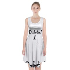 I Heart Dakota! Racerback Midi Dress