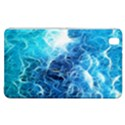 Fractal Occean Waves Artistic Background Samsung Galaxy Tab Pro 8.4 Hardshell Case View1