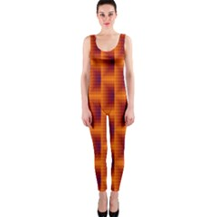 Fractal Multicolored Background OnePiece Catsuit