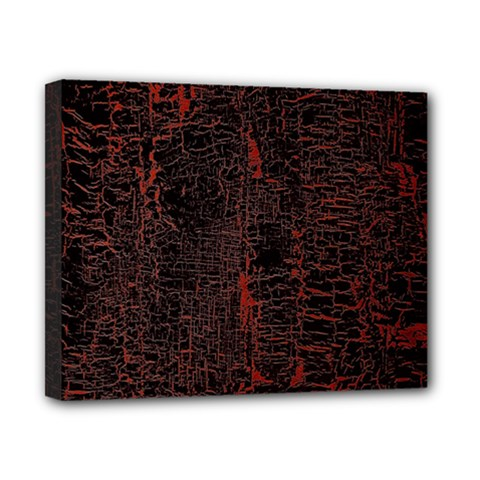 Black And Red Background Canvas 10  X 8