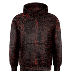 Black And Red Background Men s Pullover Hoodie