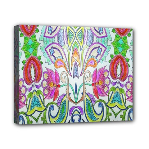 Wallpaper Created From Coloring Book Canvas 10  X 8