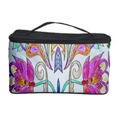 Wallpaper Created From Coloring Book Cosmetic Storage Case