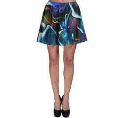 Water Is The Future Skater Skirt