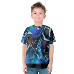 Water Is The Future Kids  Cotton Tee