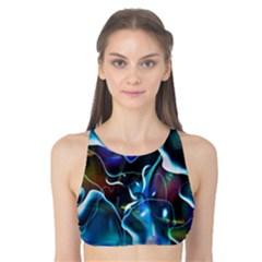 Water Is The Future Tank Bikini Top