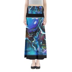 Water Is The Future Maxi Skirts