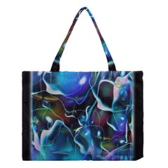 Water Is The Future Medium Tote Bag