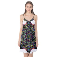 Mandala Abstract Geometric Art Camis Nightgown