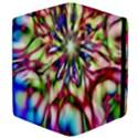 Magic Fractal Flower Multicolored Apple iPad Mini Flip Case View4