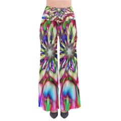 Magic Fractal Flower Multicolored Pants