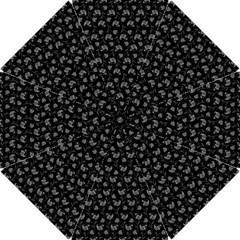 Floral pattern Hook Handle Umbrellas (Small)