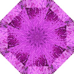 Purple Background Scrapbooking Paper Folding Umbrellas
