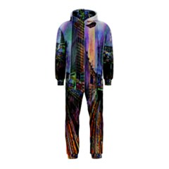 Downtown Chicago Hooded Jumpsuit (Kids)