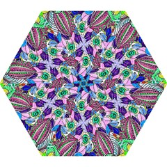 Wallpaper Created From Coloring Book Mini Folding Umbrellas