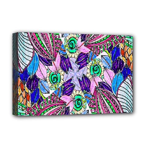 Wallpaper Created From Coloring Book Deluxe Canvas 18  X 12
