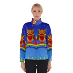 Owls Rainbow Animals Birds Nature Winterwear