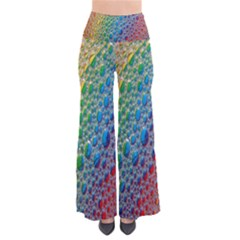 Bubbles Rainbow Colourful Colors Pants