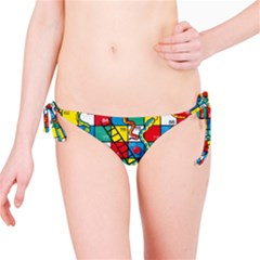 Snakes And Ladders Bikini Bottom