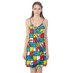 Snakes And Ladders Camis Nightgown