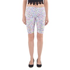 Pointer Direction Arrows Navigation Yoga Cropped Leggings