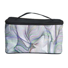 Abstract Background Chromatic Cosmetic Storage Case