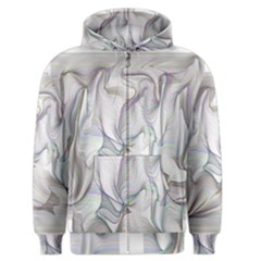 Abstract Background Chromatic Men s Zipper Hoodie