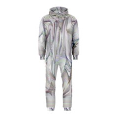 Abstract Background Chromatic Hooded Jumpsuit (Kids)