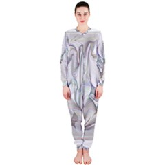Abstract Background Chromatic Onepiece Jumpsuit (ladies)