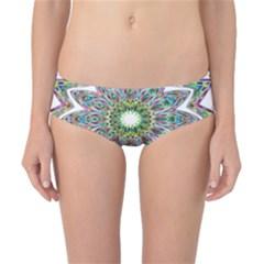 Decorative Ornamental Design Classic Bikini Bottoms