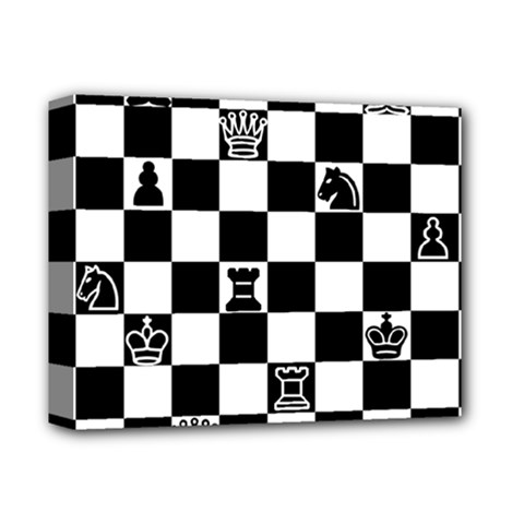 Chess Deluxe Canvas 14  x 11