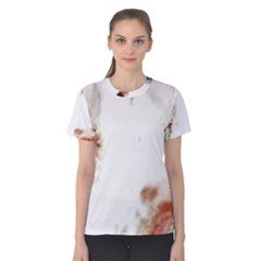 Spotted pattern Women s Cotton Tee