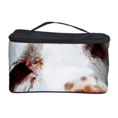 Clumber Spaniel Eyes Cosmetic Storage Case
