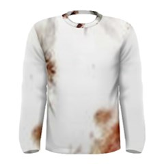Spotted pattern Men s Long Sleeve Tee
