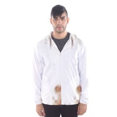 Spotted pattern Hooded Wind Breaker (Men)