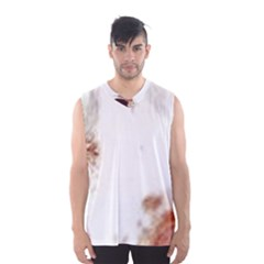 Spotted pattern Men s Basketball Tank Top