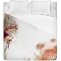 Spotted pattern Duvet Cover (King Size)
