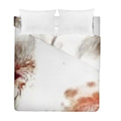 Spotted pattern Duvet Cover Double Side (Full/ Double Size)