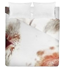 Spotted pattern Duvet Cover Double Side (Queen Size)