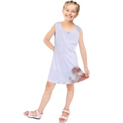 Spotted pattern Kids  Tunic Dress
