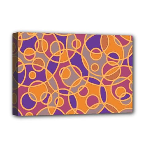 Pattern Deluxe Canvas 18  x 12